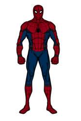 Spider-Man (SMH)(Heromachine)