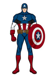 Captain America (Heromachine)