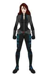 Black Widow (Heromachine)