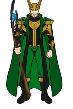 Loki (Heromachine)