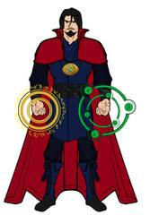 Doctor Strange (Heromachine)
