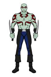 Drax the Destroyer (Heromachine)