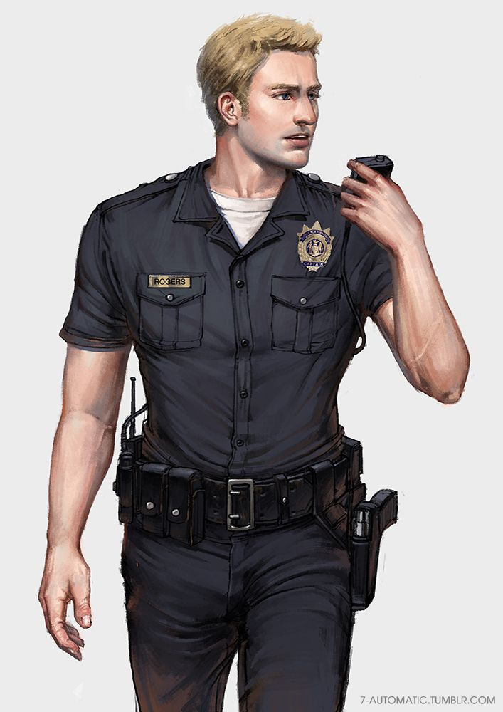 how to become police captain