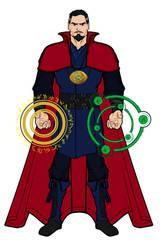 Doctor Strange (Heromachine)(New)