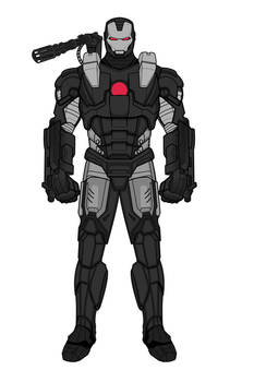 War Machine (Heromachine)(MARK I)