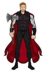Thor (Heromachine)(Infinity War)(Stormbreaker)
