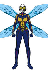 Wasp (Heromachine)(Ant-Man and the Wasp)