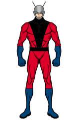 Hank Pym (Ant-Man)(Heromachine) by aniartluke82