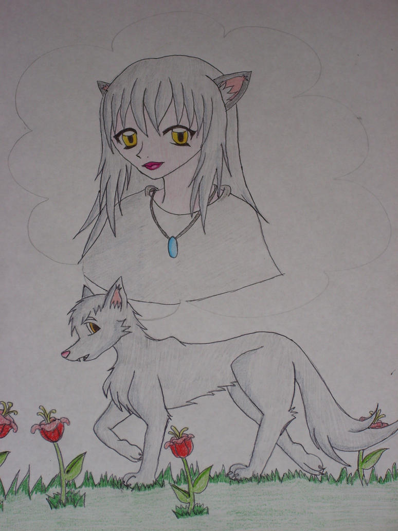 lone wolf girl