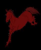 Horse Adoptable 1 by siren-studios