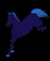 Horse Adoptable 2 by siren-studios