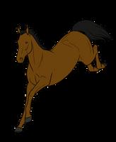 Horse Adoptable 3 by siren-studios
