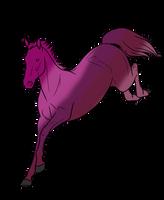 Horse Adoptable 5 by siren-studios