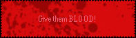 Give them blood 2 stamp by Inuyoujo