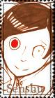 Senshu FACE stamp by Inuyoujo