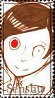Senshu FACE stamp by Inuyoujo