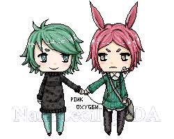 Pixel Commission 002 by NanaCecil