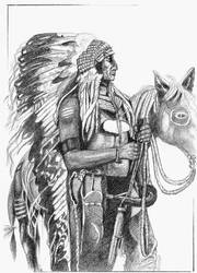 Native American by Ghost-Dogg