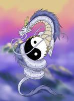 Dragon Balance by Lizzy23