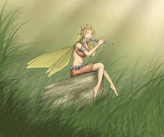 fairy music by Lizzy23