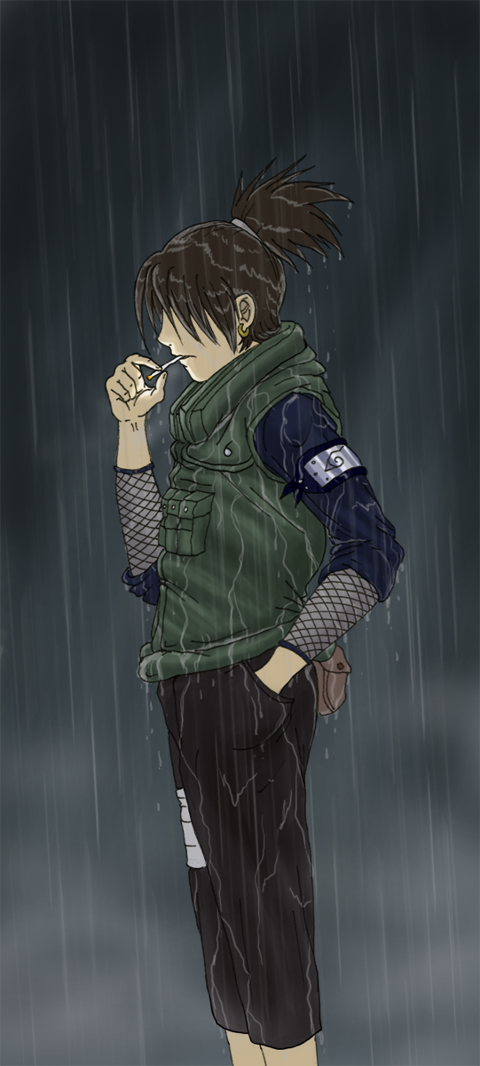 Kurai Hisakata Remembrance_in_the_rain____by_Lizzy23