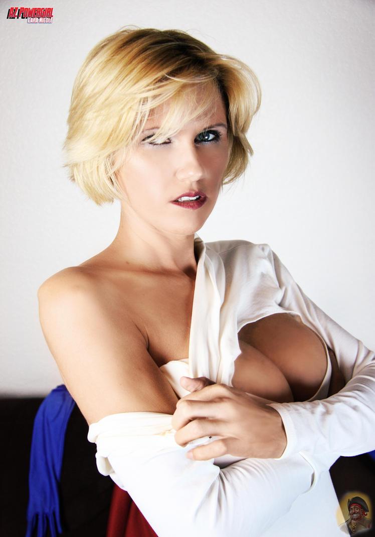 Good cara nicole power girl cosplay nude