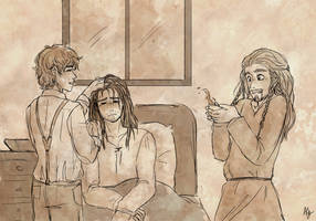 Fili calm down by AlyTheKitten