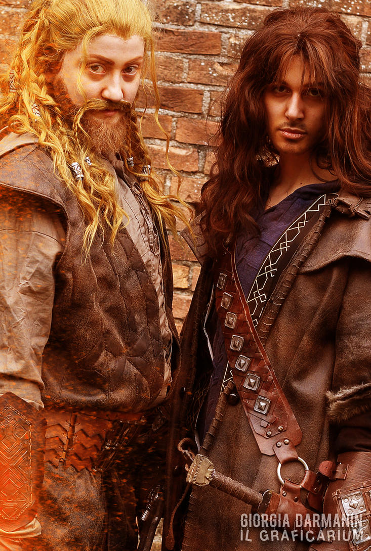 Sons of Durin by AlyTheKitten