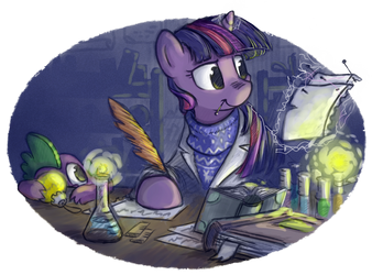 one more page and I'm done by onkelscrut