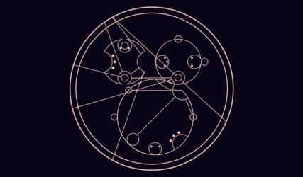 Circular Galifreyan name by clone4987