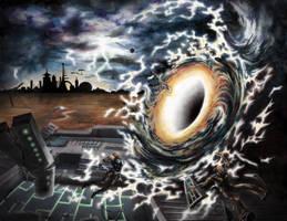 black hole landscape