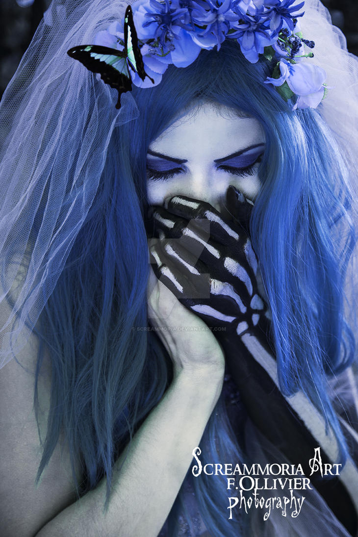 Corpse Bride Inspirations Preview by Screammoria