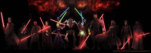 Power of the Dark Side by agamarlon
