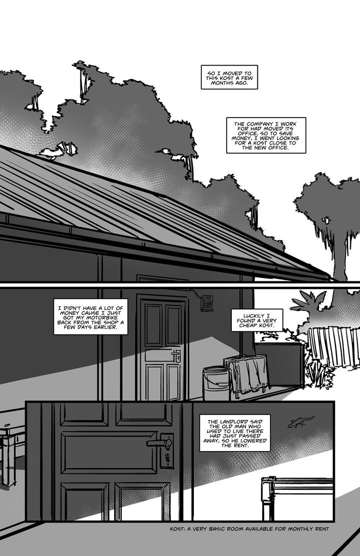The Girl Out My Window - Page 01 by agamarlon