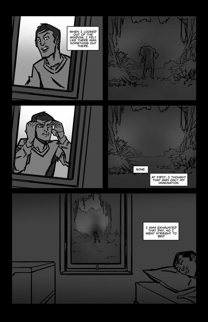The Girl Out My Window - Page 04 by agamarlon