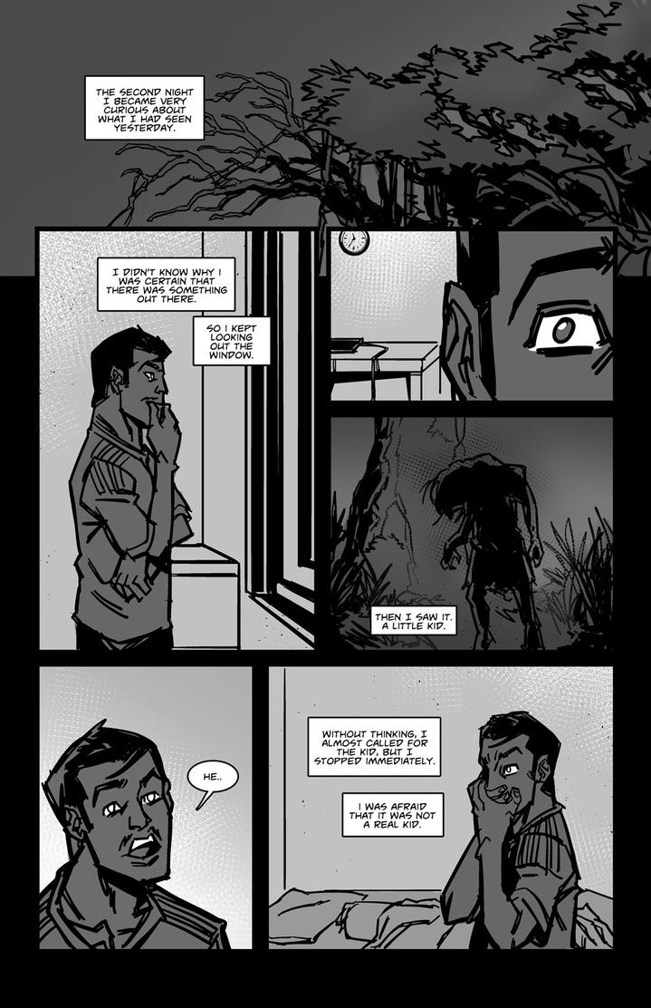 The Girl Out My Window - Page 05 by agamarlon