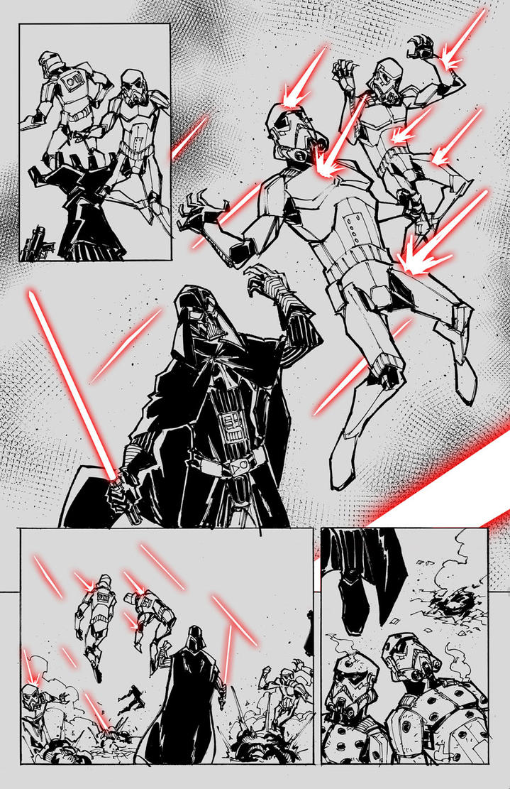 Marvel's Star Wars - Page 22 by agamarlon