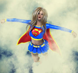 Another Supergirl by Winterhawk200