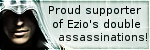 Ezio's Double Assassinations Stamp by Shou-Yuu