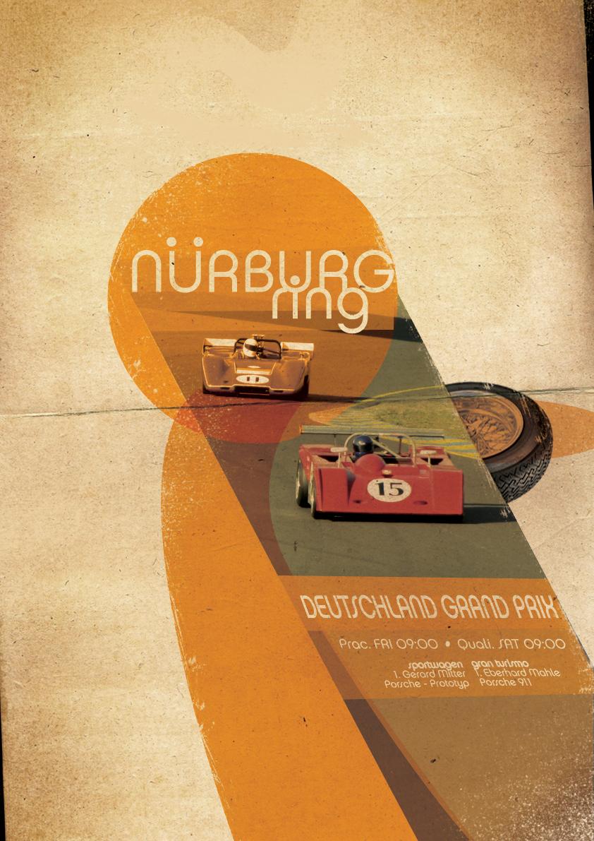 nurburgring by Ike3d