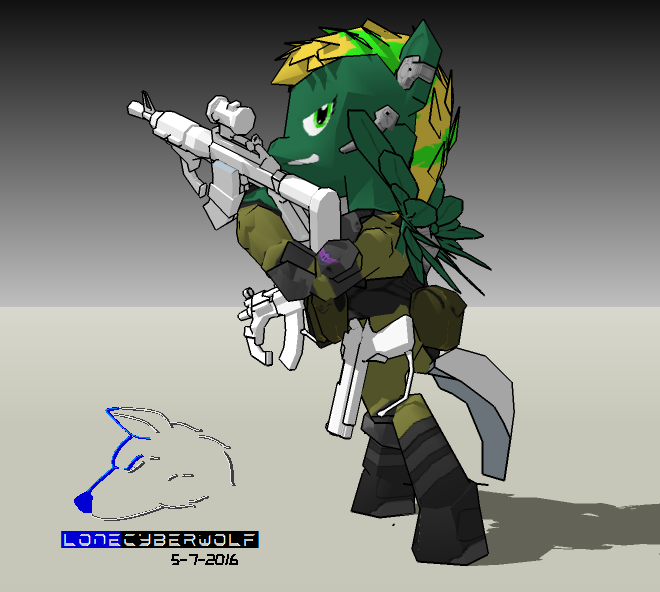 Firefly - Too Much Gun? by lonewolfRubicon