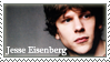Jesse Eisenberg Stamp by winterfingers