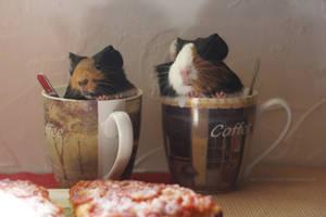 coffee time by Calitha-Lena