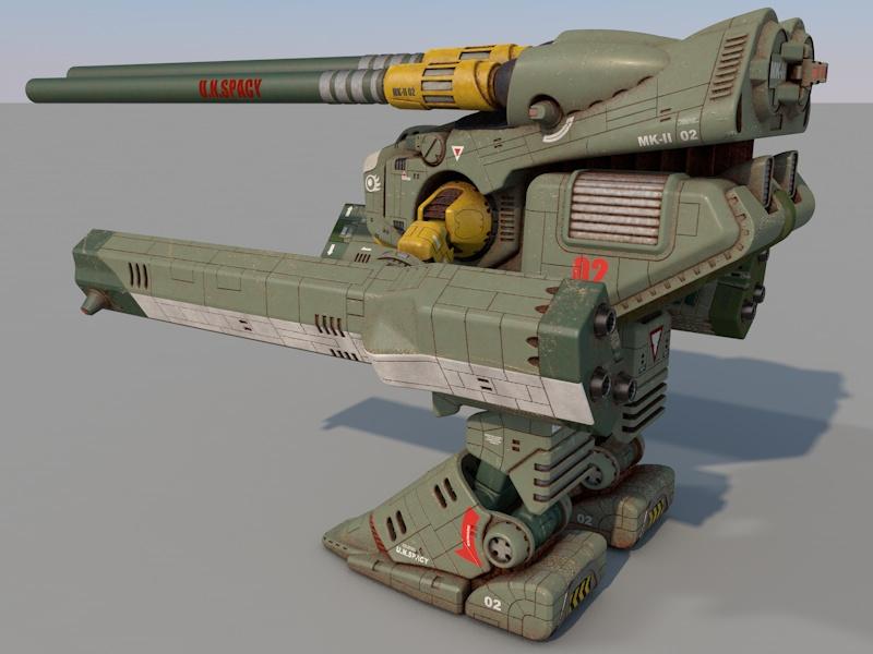 Macross - HRW-00-MKII by Rodavan