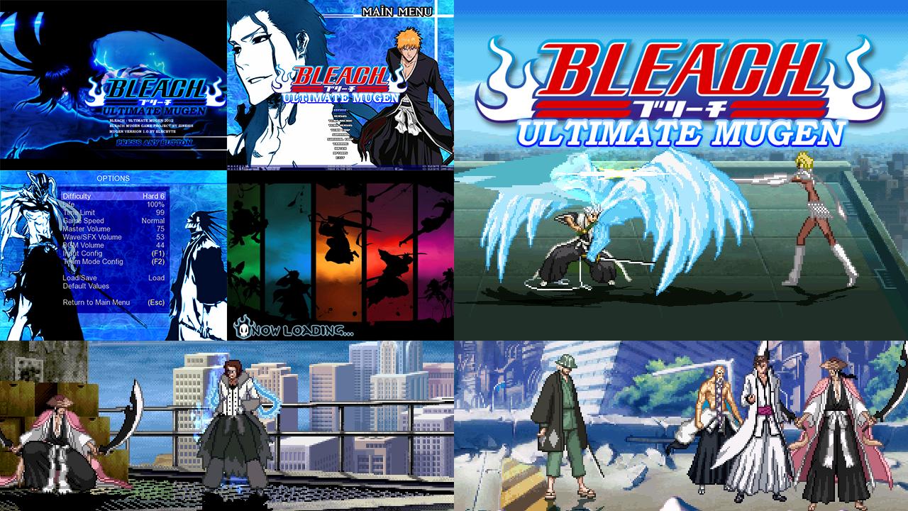 Bleach mugen 2012 arcade modoichigo youtube.