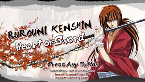 Rurouni Kenshin : Heart of Sword