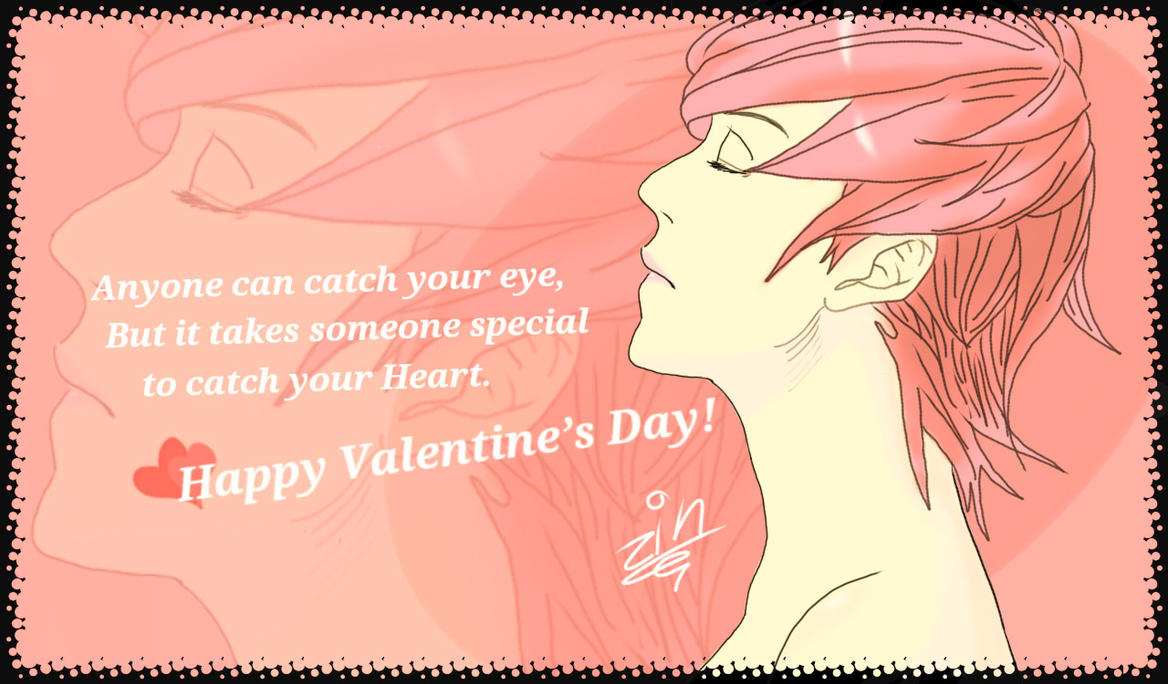 Happy Valentines Day by Zinesis