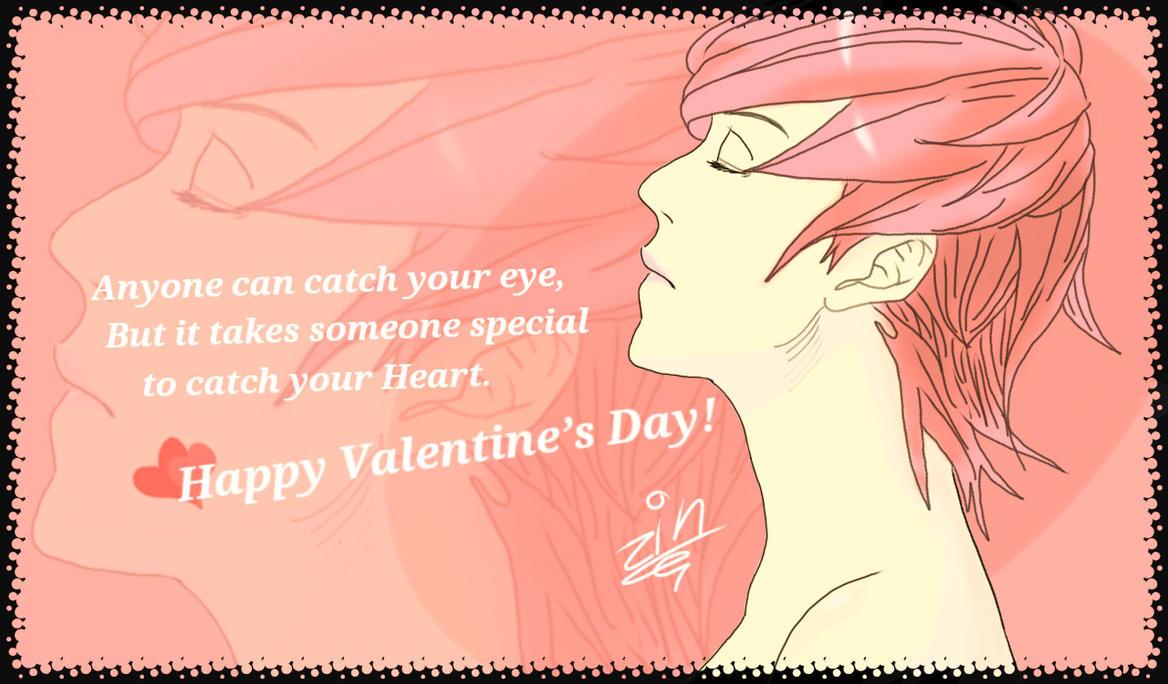 Happy Valentines Day by Zinesis