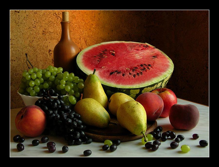 Fruits by kopalov