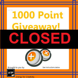 HUGE Summer Point Giveaway! [CLOSED]